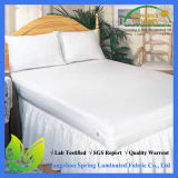 100% Vinyl Free Air Permeable Velvet Waterproof Machine Washable Mattress Protector
