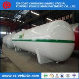 50000L de Tank van de Opslag van LPG van het Schip van de hoge druk 50m3 voor Nigeria