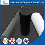 50mm-200mm Durchmesser HDPE harte runde Plastikstäbe des Vorstand-UHMWPE