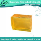 Adesivo não tóxico de fusão a quente para fraldas com ISO (AY-145)