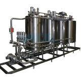 Sistema automatico di pulizia di CIP dell'acciaio inossidabile, unità CIP di CIP che pulisce sistema sul posto per la bevanda e la spremuta, sistema di pulizia di CIP