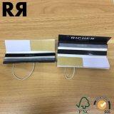 Extremidades de filtro con cierre de la cuerda del papel de balanceo