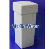 O tanque de água salgada