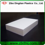 Strato flessibile bianco come la neve a prova di fuoco del PVC di 3mm