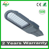 Im Freien 100W LED Straßenlaterneder Waschbrett-Form-