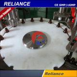 Relleno de la botella de petróleo esencial y máquina rotatorios automáticos del capsulador
