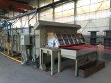 Máquina do revestimento do zinco do fio de aço eletro
