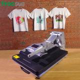 2016 футболка с термической возгонкой красителя печатной машины 40*50 нажмите кнопку нагрева машины (ST-4050A)