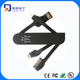 Всеобщий швейцарский кабель USB типа ножа армии