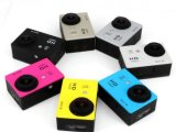Câmera de controle remoto impermeável da ação da câmera do esporte do esporte DV WiFi
