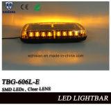 새로운 렌즈 및 SMD LED에 있는 소형 Lightbar를 경고하는 LED