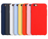 360 degré la pleine protection en caoutchouc de silicone liquide Téléphone Mobile pour iPhone 7/X