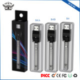 Comercio al por mayor 290mAh Batería Bud 2-10 W ajustable de la gama Kit de Vape rellenables Rosa Vape Pen