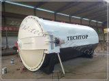 2500X6000mm中国セリウムによって証明されるCompositedのオートクレーブ