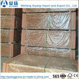Contenedor de 28 mm resistente al agua suelo/contenedor pisos de madera contrachapada de