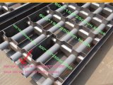 Het Cellulaire LichtgewichtBlok die van Clc Concrete Machine voor de Met elkaar verbindende Concrete Vorm van het Schuim van het Blok van Lite van het Blok schuimen