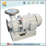 Fin d'aspiration centrifuge horizontale de la pompe d'épandage liquide