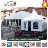 De handel toont de Tent van de Partij van Gazebo van de Tentoonstelling voor Verkoop