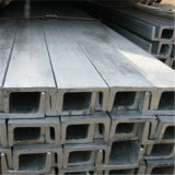 JISの構築のための標準U字型熱間圧延の穏やかな鋼鉄チャネルの鋼鉄