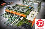 Le placage de la rédaction de la machine 8 pieds de diaclases de placage de la machine de base