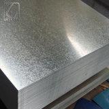 лист 0.4mm горячий окунутый Dx51d гальванизированный рангом стальной
