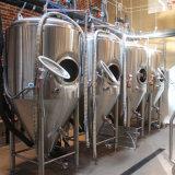 équipement de brassage de bière 2000L utilisé Nano avec SGS