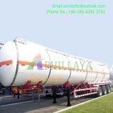 Gas-Transport-Tanker-LKW-halb Schlussteil LPG-Behälter