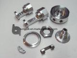 ステンレス鋼エンジン部分のためのカスタマイズされたCNCの機械化の部品