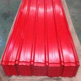 Дешевые индивидуальные 4X8 Prepainted оцинкованный гофрированный стальной лист DX51d