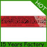 Lücken-geöffneter Besetzer-offensichtliches Sicherheits-Lücken-Band