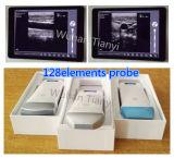 Punta de prueba linear del ultrasonido gordo de la medida del músculo con 10MHz de WiFi al iPhone, iPad