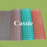 Anti borracha antiderrapante/alta qualidade do tapete de borracha da porta