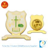 Значок Pin металла цвета эмали поставкы фабрики Китая изготовленный на заказ (KD-753)