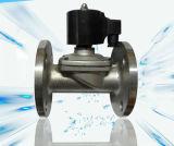 Valvola di sicurezza a temperatura elevata caricata a molla della caldaia a vapore di sicurezza del globo del vapore dell'acciaio inossidabile
