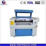 De Scherpe Machine van de Laser van Co2 van de Lens van de V.S. van Starmacnc met Reci Buis, CNC Co2 van de Scherpe Machine van de Laser