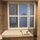 China-Lieferanten-Beispielerhältliche Tür-Fensterbasswood-Plantage-Blendenverschlüsse 2018