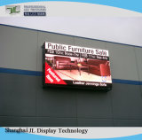 Hot Sell P4, P5, P6, P8, P10 outdoor fill Color video LED display for Advertizing screen