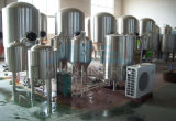 Strumentazione e funzione coniche d'acciaio del ristorante della birra del serbatoio di saccarificazione del fermentatore di Stainles