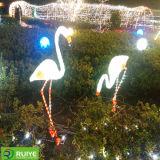 LED lumière de Noël de fantaisie décoratifs allume la LED de l'usine de canard