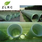 Tubo de la fibra, tubo de alta temperatura de la fibra de vidrio de FRP GRP