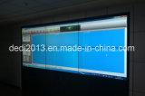 55pulgadas Precio Bajo cubierta extraplana de 3,5 mm de 1920x1080p de Vídeo LCD