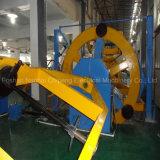 Equipo de producción liado aéreo del cable de alambre