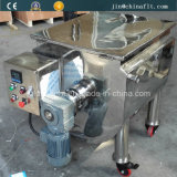 Edelstahl-Kakaobohne-Farbband-mischende Mischmaschine
