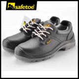 Химически упорный резиновый единственный шток ботинок безопасности ботинок безопасности