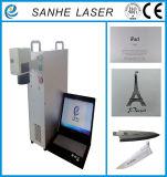 Новая конструированная миниая машина отметки маркировки лазера портативная пишущая машинка