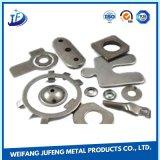 Изготовление металла держателя щетки стали углерода OEM штемпелюя для электрических двигателей