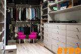 従来の白PVC木の食器棚(BY-W-115)