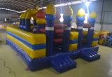 Juegos del curso de obstáculo de Inflatables de la diversión para los cabritos (OC-021)