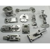 Edelstahl-Oberseite-Plättchen mit Schlüssel