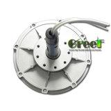générateur de vent à un aimant permanent de Coreless T/MN de poids inférieur inférieur inférieur de couple de 500W 0.5kw 400rpm, générateur axial de Coreless de flux